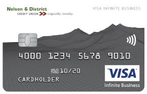 Nelson district credit union nelson district credit union visa infinite business card reheart Images